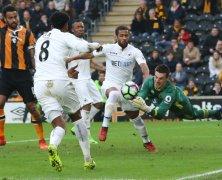 Video: Hull City vs Swansea City