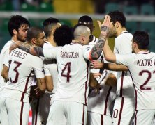Video: Palermo vs AS Roma