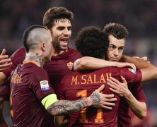 Video: AS Roma vs Sassuolo
