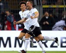 Video: Đức vs Anh