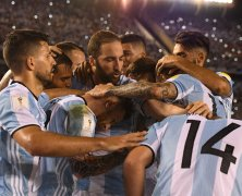 Video: Argentina vs Chile