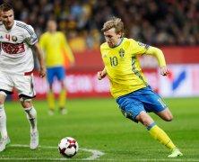 Video: Thụy Điển vs Belarus