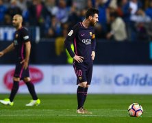 Video: Malaga vs Barcelona