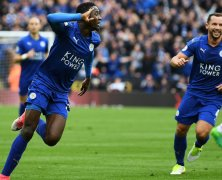 Video: Leicester City vs Stoke City