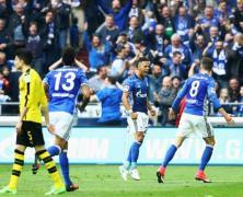 Video: Schalke 04 vs Borussia Dortmund