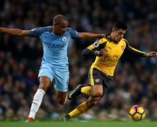Video: Arsenal vs Manchester City