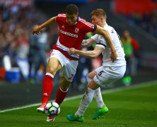 Video: Swansea City vs Middlesbrough