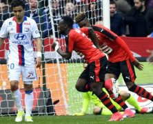 Video: Rennes vs Olympique Lyon
