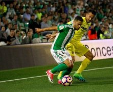 Video: Real Betis vs Villarreal