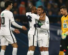 Video: Avranches vs PSG