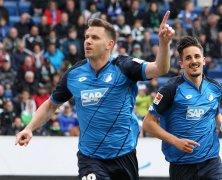 Video: Hoffenheim vs Borussia M gladbach