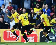 Video: Watford vs Swansea City