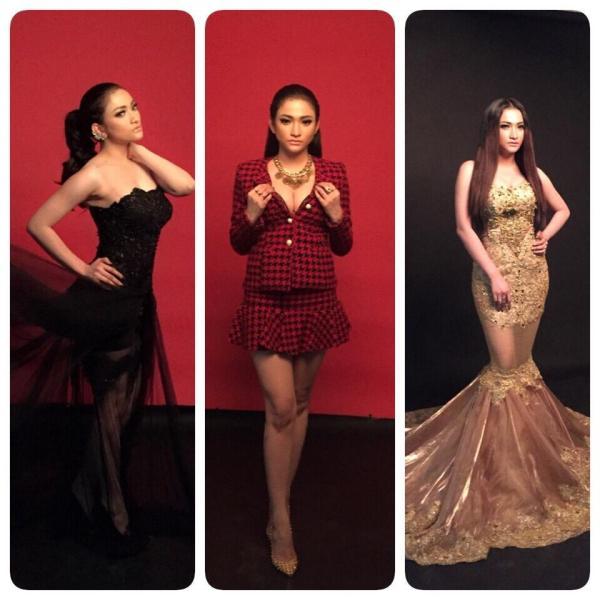 Amel Alvi Siap Goyang AA 'DOUBLE ALVA' Yang Paling HOT
