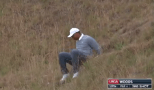 Day 2 For Tiger And He's Still Embarrassing Himself