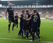 Video: Augsburg vs Hertha BSC