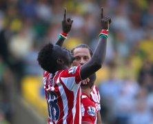 Video: Norwich City vs Stoke City