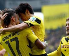 Video: Ingolstadt vs Borussia Dortmund