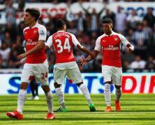 Video: Newcastle United vs Arsenal