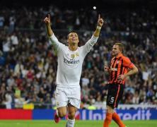 Video: Real Madrid vs Shakhtar Donetsk