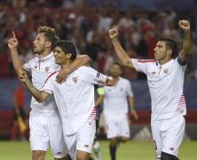 Video: Sevilla vs Borussia M gladbach