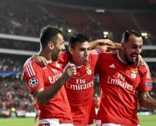 Video: Benfica vs Astana
