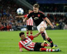 Video: PSV vs Manchester United