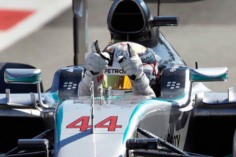 GP de Italia, circuito de Monza 2015: La carrera. (3/3)