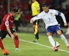 Video: Albania vs Bồ Đào Nha