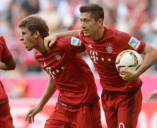 Video: Bayern Munich vs Augsburg