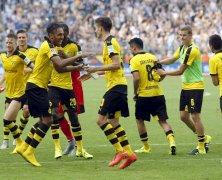 Video: Hannover 96 vs Borussia Dortmund