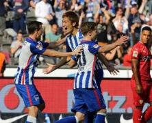 Video: Hertha BSC vs Stuttgart