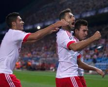 Video: Atletico Madrid vs Benfica