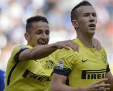 Video: Sampdoria vs Inter Milan