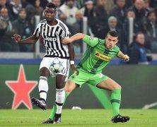 Video: Juventus vs Borussia M gladbach