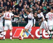 Video: Werder Bremen vs Bayern Munich