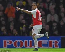 Video: Watford vs Arsenal