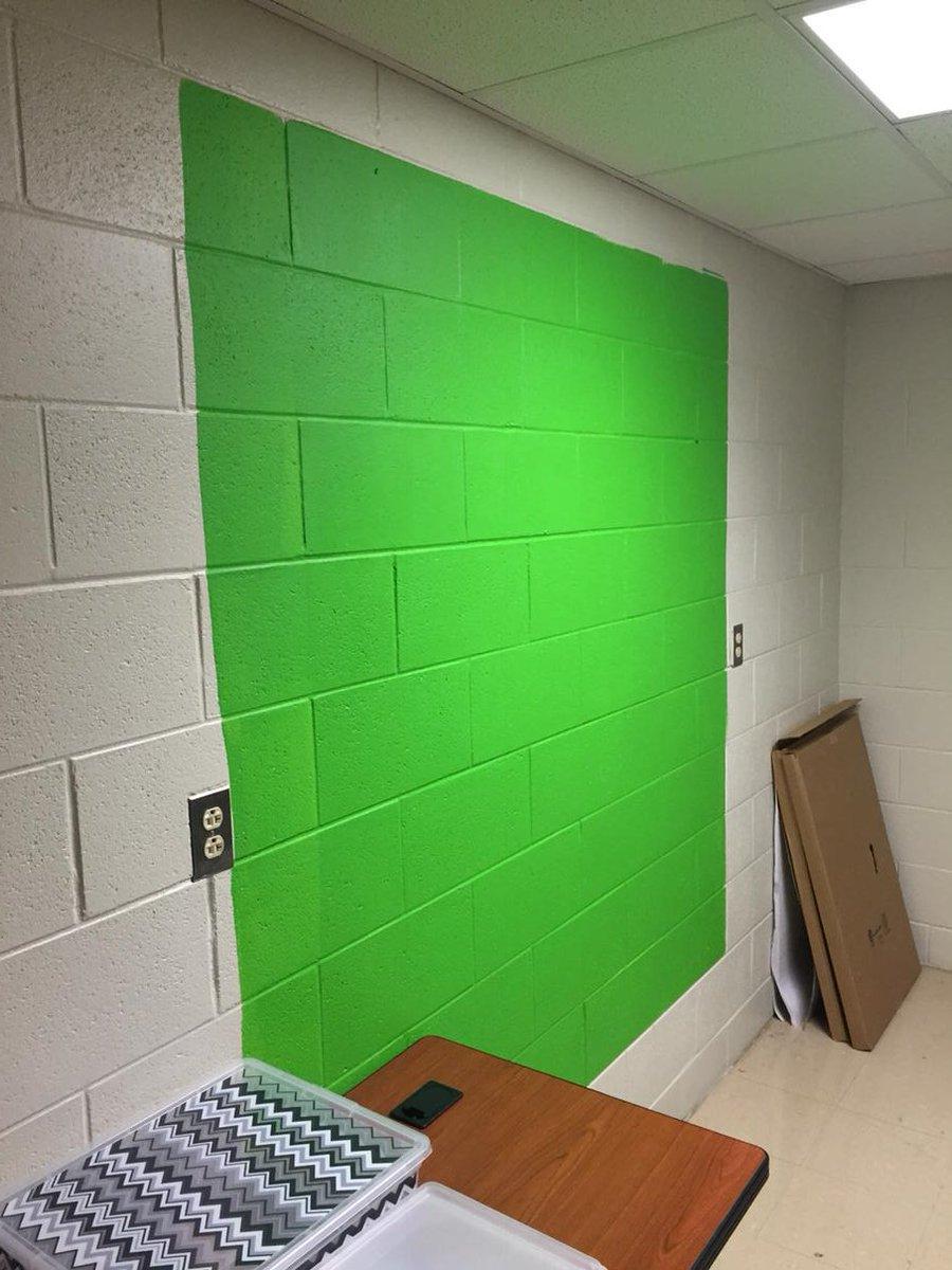 Fullsize Of Green Screen Paint