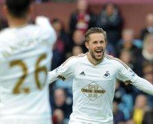 Video: Aston Villa vs Swansea City