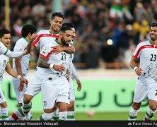 Video: Iran vs Turkmenistan