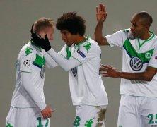 Video: CSKA Moskva vs Wolfsburg
