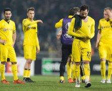 Video: Krasnodar vs Borussia Dortmund