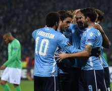 Video: Saint-Etienne vs Lazio