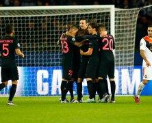Video: PSG vs Shakhtar Donetsk