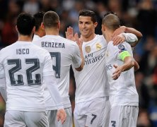 Video: Real Madrid vs Malmo FF