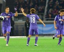 Video: Sanfrecce Hiroshima vs Guangzhou Evergrande