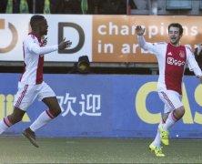 Video: ADO Den Haag vs Ajax