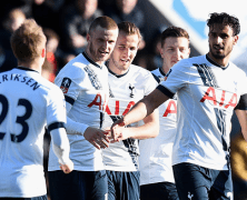 Video: Colchester United vs Tottenham Hotspur