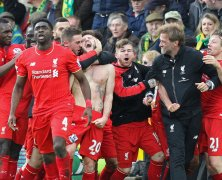Video: Norwich City vs Liverpool