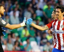 Video: Real Betis vs Atletico Madrid