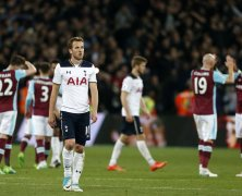 Video: West Ham United vs Tottenham Hotspur